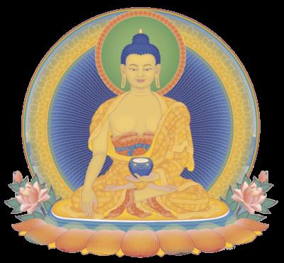 Bouddha-shakyamouni
