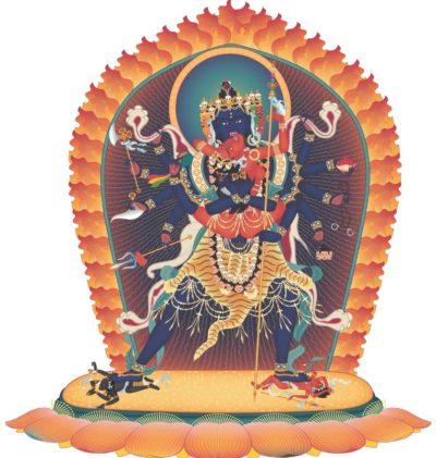 Bouddha Herouka